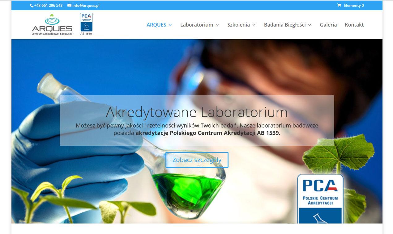 Zrzut ekranu www Merano Ivest